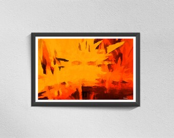 Abstract Art, Abstract Painting, Abstract Art Print, Wall Art, Modern Wall Art, Abstract Wall Art, Abstract Wall Decor, Instant Download