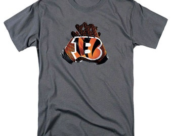 Cincinnati Bengals Shirt Receiver Gloves Shirt AJ Green Jersey Bengals T Shirt