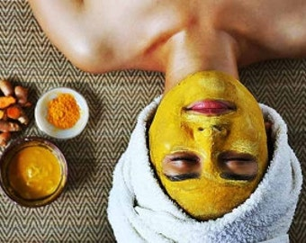 Tumeric & Honey Facial Mask