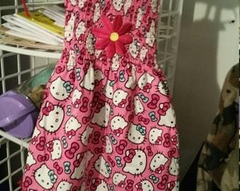 Little Girls Sun Dress