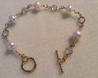 Beautuful Grade A Pearl Bracelet