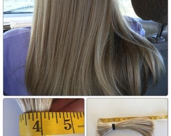 Thick Blonde Virgin Hair