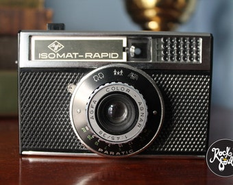Vintage Isomat Rapid Camera 1965