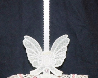 Delicate Lace Angel