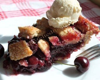 cherry cobbler recipe the best and delicious