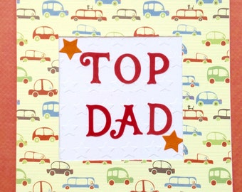Top Dad Card
