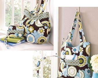 Simplicity 2551 Sewing Pattern for making bags, Sewing Pattern, Paper Pattern, Handbag Pattern, Tote Pattern, Bag Pattern