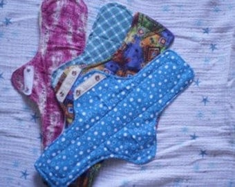 Postpartum Mama Cloths