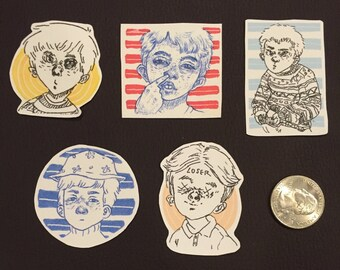 Youth Sticker Pack