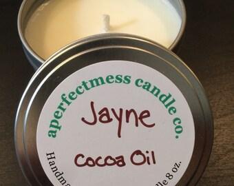 Jayne - Cocoa Oil