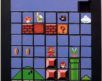"Handmade level editor ""Mario Maker Pro"""