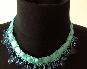 Night Blue Swarovski Crystals