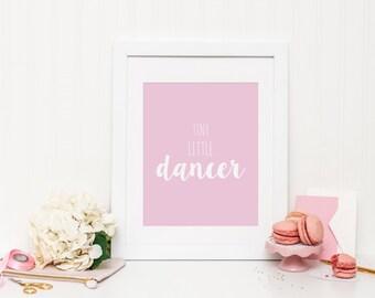 Tiny little dancer - Instant Download
