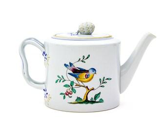 Copeland Spode, Queen's Bird, Spode England Teapot