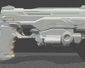 3D printed Doom Pistol (U...