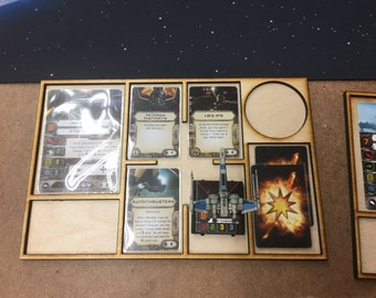 Basic Star Wars X-Wing Command Deck
