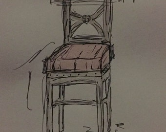 Breakfast Counter Chair
