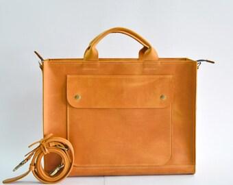 Sale - 20 % Genuine leather bag, leather crossbody, leather handbag, mens leather briefcase, womens leather bag, leather messenger bag