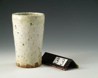 Stoneware Cup With Monterey Beach Sand #33