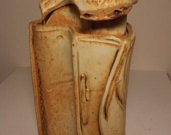 Hand built Jar