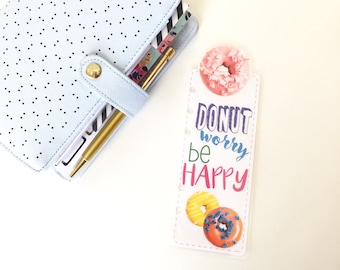 DONUT Bookmark | Page Marker