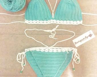 Cool Breeze Laborie Bikini Set