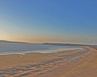 Tenby South Beach - Fine Art Photography - Landscape Photography