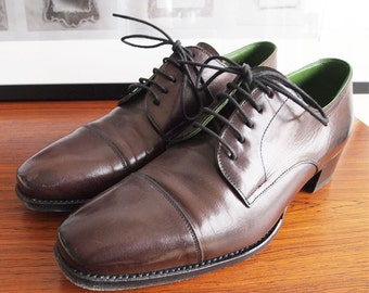 Vintag Oxford Shoes of Dieter Kuckelkorn