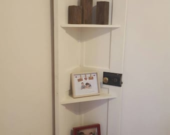 Corner Door Shelving Unit