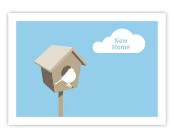 neue home einladung housewarming neue open haus. Black Bedroom Furniture Sets. Home Design Ideas