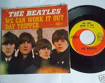 The Beatles-We Can Work It Out/Day Tripper