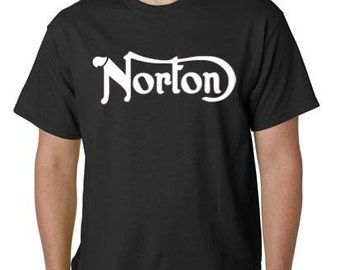 Norton Motorcycle T-Shirt Vintage style