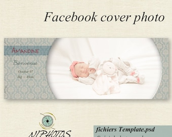 Cover facebook baby photo image
