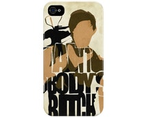 The Walking Dead Phone Case, I Aint Nobody's B*tch - Daryl - Perfect Gift for Teenagers