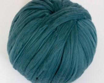 Merino Wool Yarn, Unspun Wool Roving, Merino Wool, Bulky Yarn, Chunky Blanket, Ball of Wool, chunky knit, chunky knit throw, knit blanket