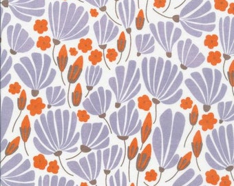Breezy Floral - Morning Song - Cloud9 Fabrics - Organic Cotton - Voile by the Yard