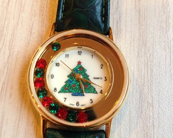 Christmas Wrist Watch