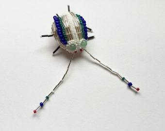 Aventurine Beetle