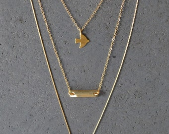 Necklace Coline