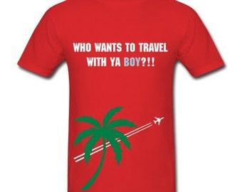 Who Wanna Travel Witcha Girl!?