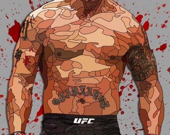 UFC Welterwight Champion Robbie Lawler