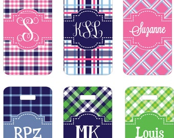 Luggage Tag | Custom Luggage Tag | Personalized Gift | Personalized Luggage
