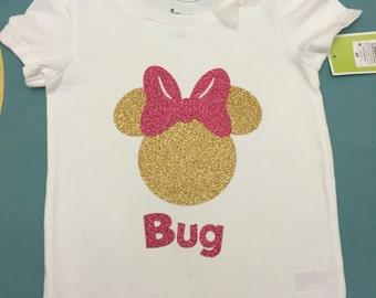 Disney, Minnie Mouse shirts