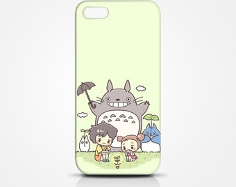 Totoro iphone case 3D style hot sale