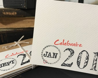 All Occasion Date Card Set