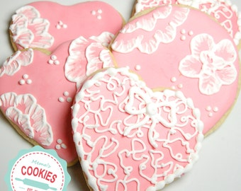 Sweetheart Cookie Assortment #1010