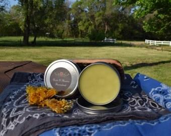 Organic Calendula & Lavender Healing Salve