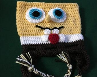 Sponge Bob Hat