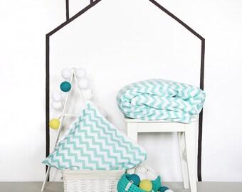 Baby bedding set FLUFFY MINT
