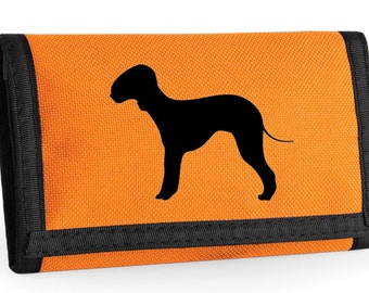 Bedlington Terrier Wallet